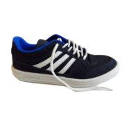 Кроссовки темно синие