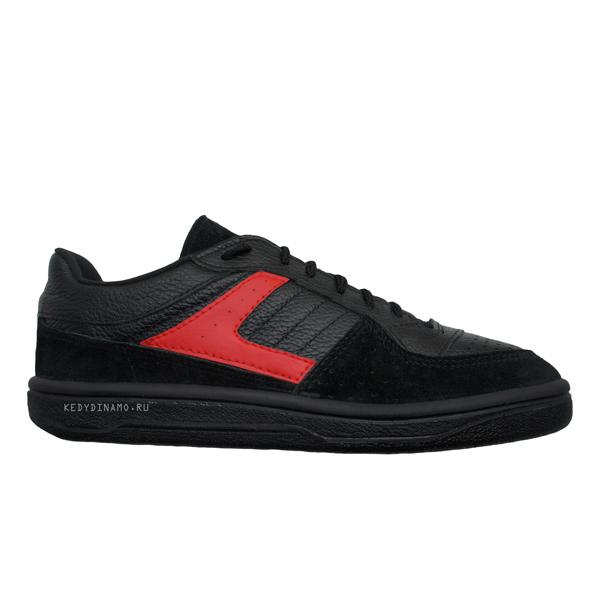 Черно крассные кроссовки