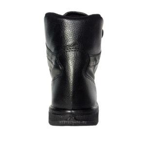 Кроссовки высокие черные Динамо