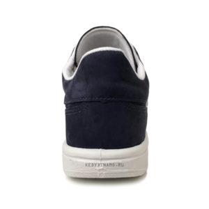 Нубуковые кроссовки