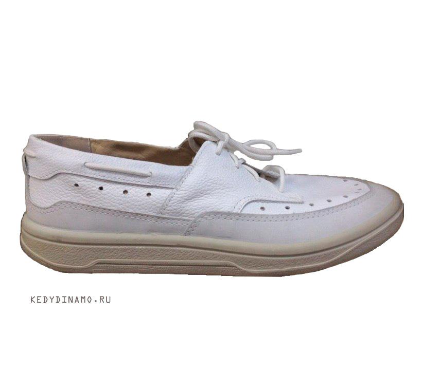 Кожаные туфли Гус-11 Динамо