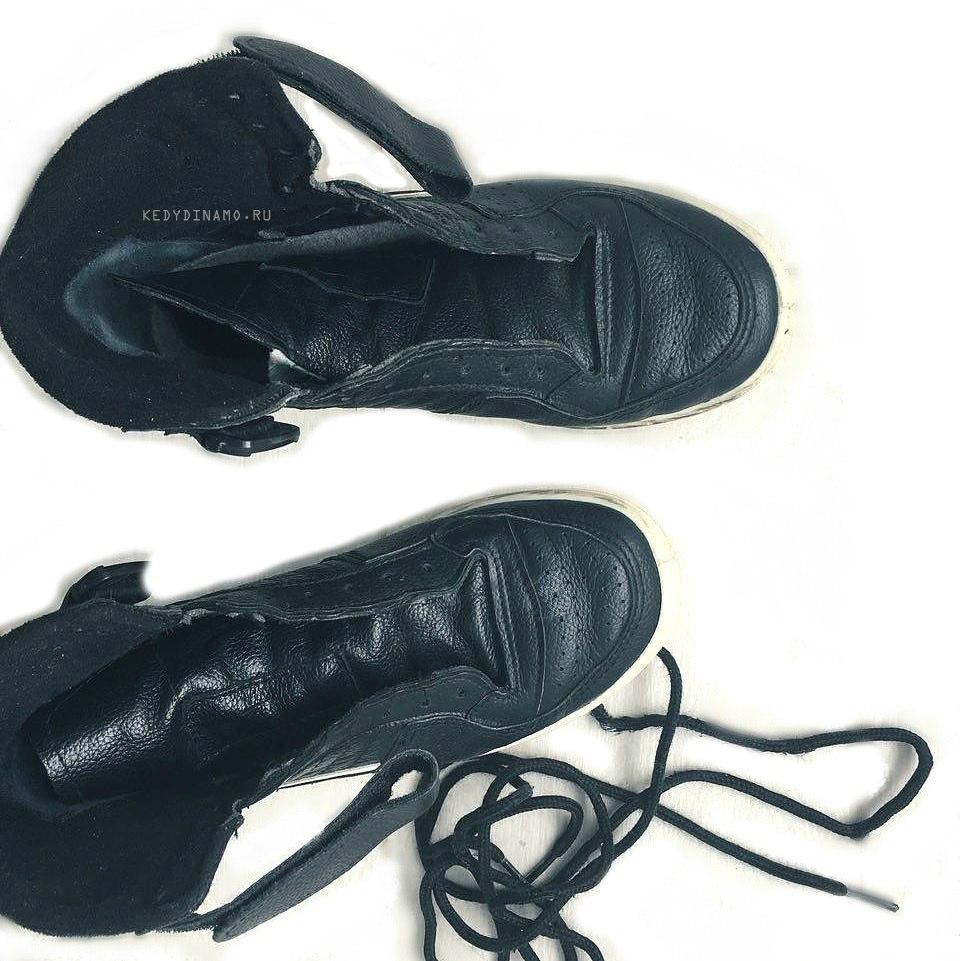 динамо кастом кроссовки