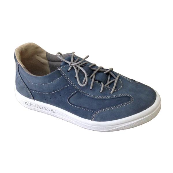 Мужские голубые кроссовки