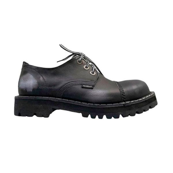 Черно-белые ботинки Ultras