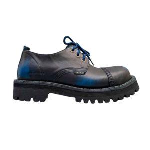 Синие ботинки Ultras
